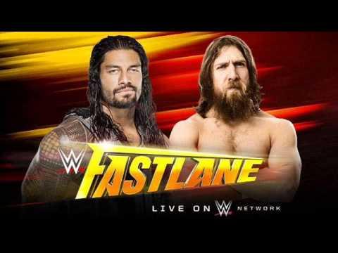 The Brawl 4 All Pro Wrestling Show WWE Fastlane 2015 Roman Reigns vs Daniel Bryan Live Commentary.