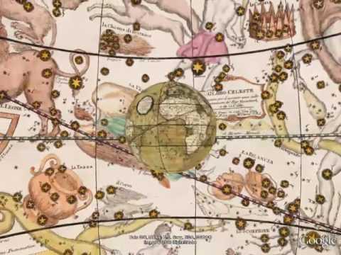David Rumsey Collection Cassini Terrestrial Globe