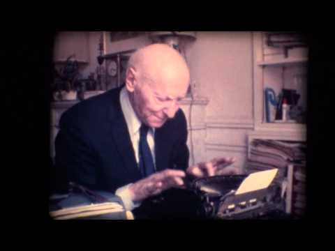 A memory of Isaac Bashevis Singer with Dvolah Menashe in 1977, New York