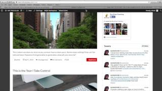 How to add twitter feed to your wordpress website - in less than a minute
