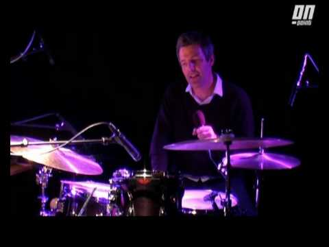 Christian Prommer's Drumlesson - Interview - (www.on-point.t