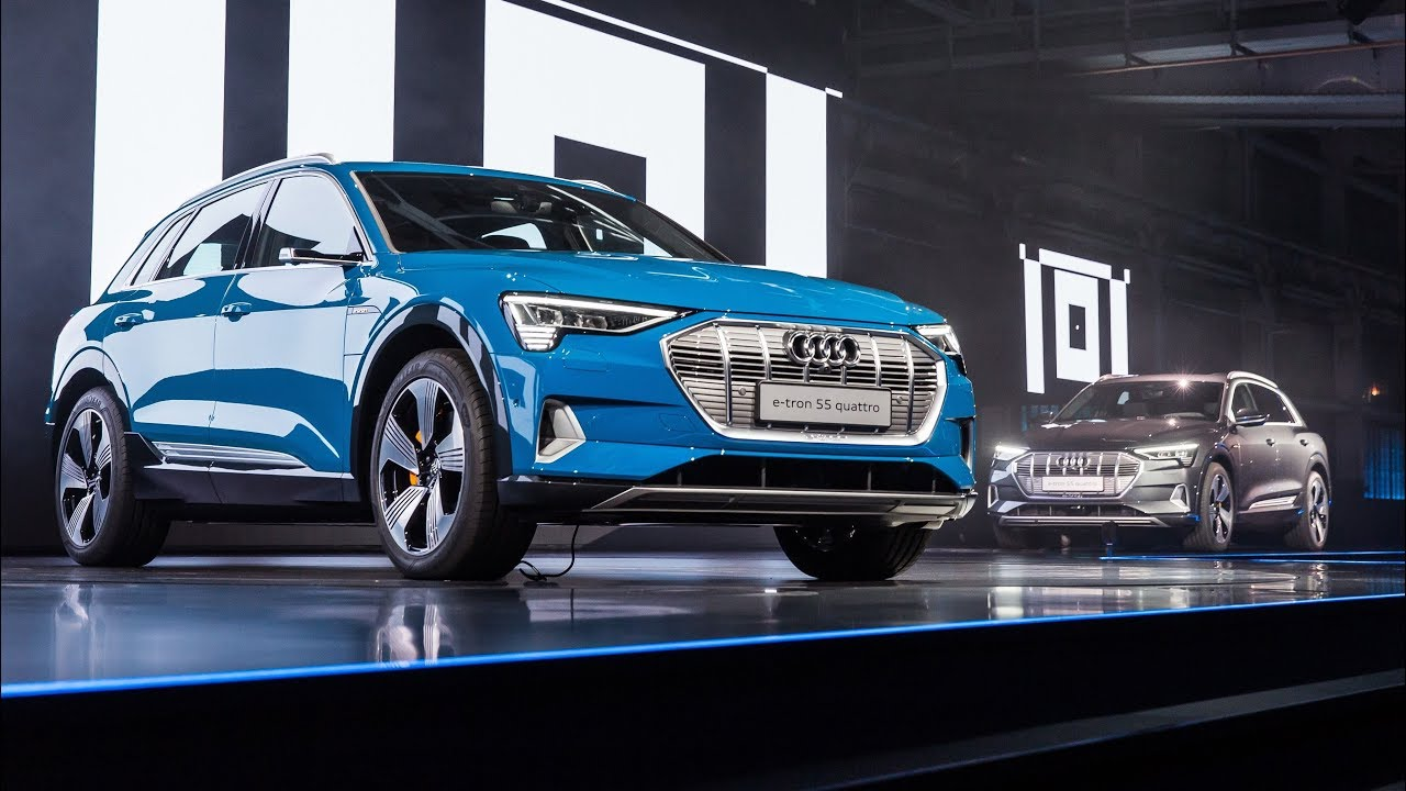 Audi San Francisco >> Audi E Tron Suv Unveiled In San Francisco