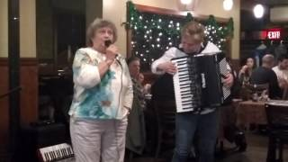 Accordion Open Mic Highlights March 23rd 2017 at Austrian Village