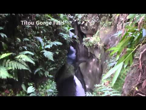 Sailing to and Hiking in Dominica