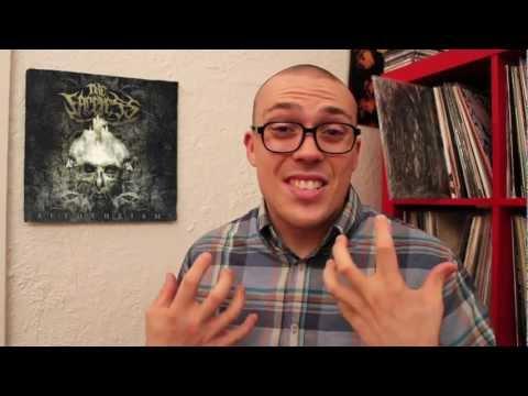The Faceless- Autotheism ALBUM REVIEW
