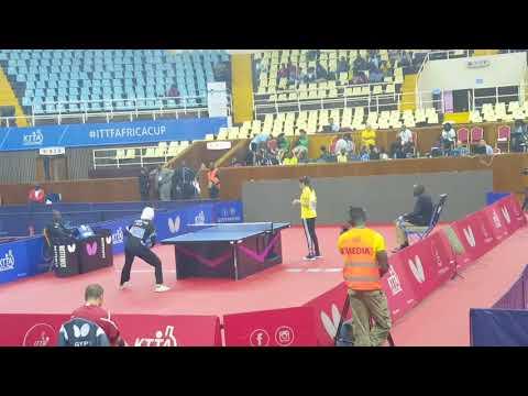 #AfricaCupTableTennis highlights 2018, Nairobi, Kenya #ITTF