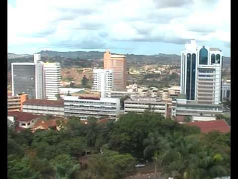 Kampala City, Uganda.avi