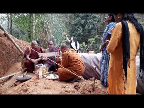 Kammavacha chanting for new construction buddha vihar at basistha guwahati Assam,India