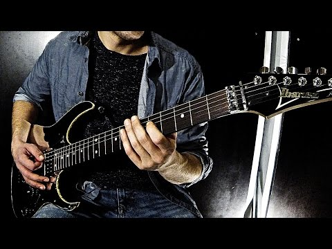 [S.H.S] Melodic Metal Guitar Riff With Drum Groove And Bass Guitar Instrumental