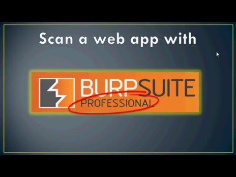 Automated Web Testing With Burp Suite Pro