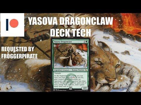 Commander Deck Tech: