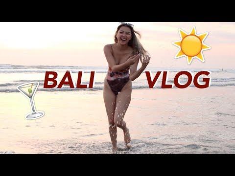 BEACH & NIGHT LIFE IN BALI  | Rei & Migy