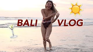 BEACH & NIGHT LIFE IN BALI  | Rei & Migy