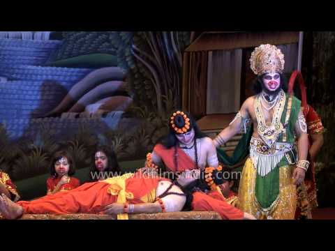 Lakshman - Meghnad Yudh: RamLila Day 10 Part 1 (2016)