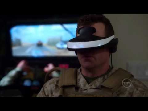 Rizzoli and Isles Features ICT's Virtual Reality Exposure Therapy ...