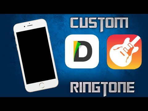 HOW TO MAKE A CUSTOM RINGTONE FOR IPHONE FOR FREE!!