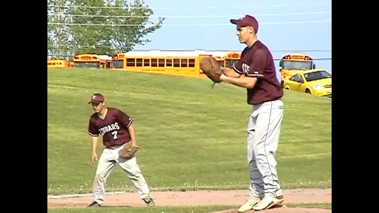 NCCS - Saranac Baseball  5-20-10