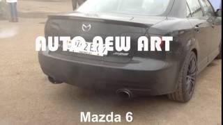 Mazda 6 - установка резонатора для повышения комфорта в звере с 6-тисильным мотором(Mazda 6 - 600 л.с., 2016-11-28T15:34:53.000Z)