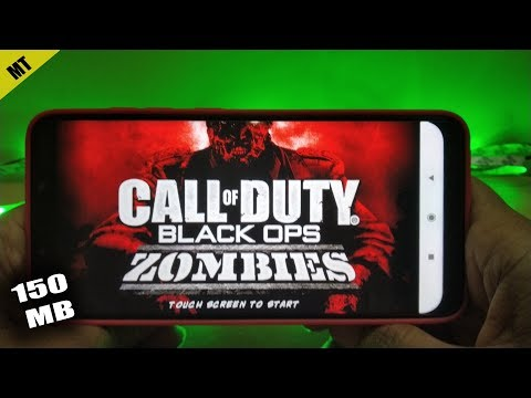 How To Install Call Of Duty Black Ops Zombies On Android 2019!!!!
