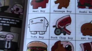 Super Meat Boy: Ultra Rare Edition Unboxing