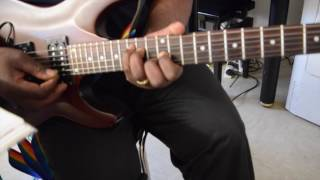 Soukous Guitar Clinic 10 (Chord & scale) interaction