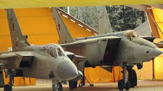 Tornado F3 Move to Estonian Aviation Museum - Part 2