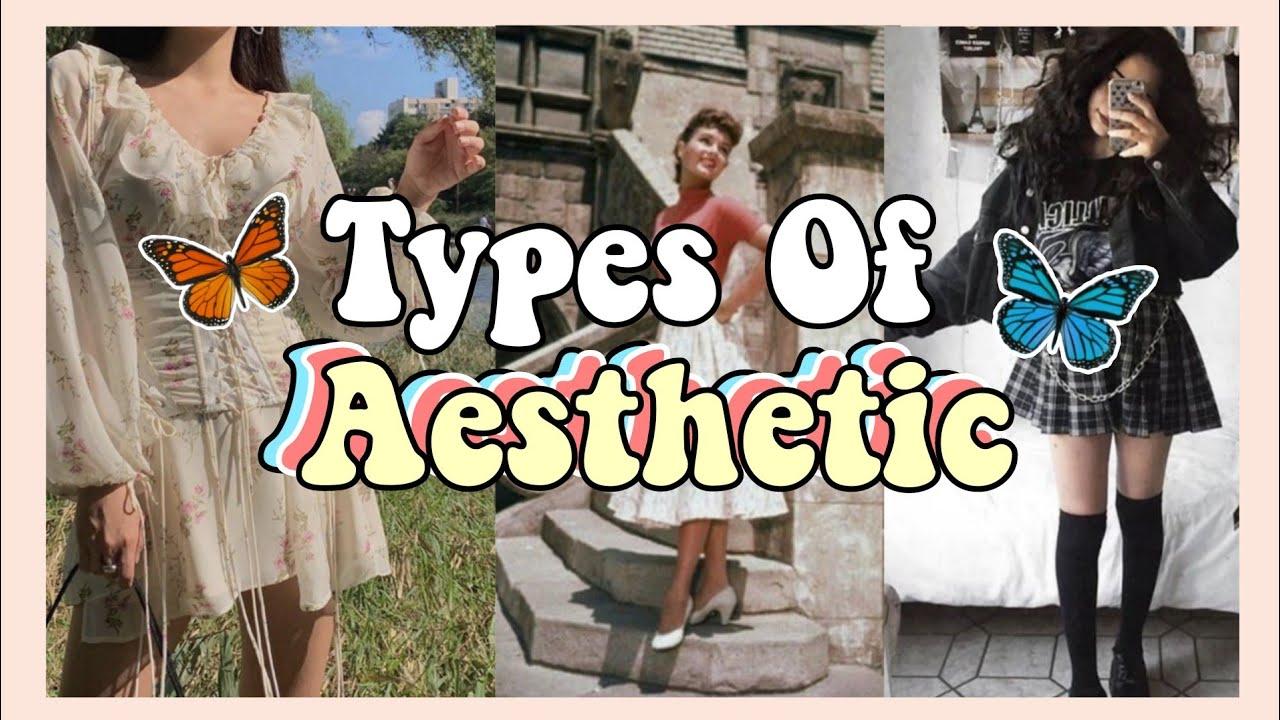 Types Of Aesthetics Part 3 (dark academia, bohemian etc)
