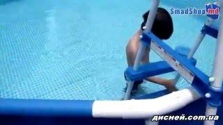 Каркасный бассейн BestWay 56088 (366х122 см) - дисней.com.ua