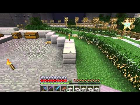 mminecraft improving the capital city part 4 trade HQ