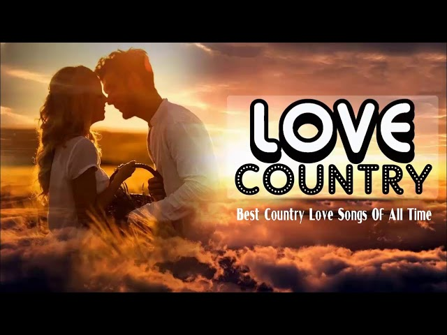 Country music love songs