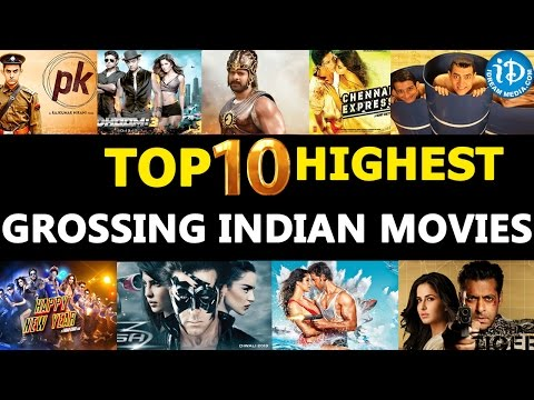 Baahubali Listed as 3rd Biggest Grosser in Indian Movies - Top 10 Highest Grossing Indian Movies
