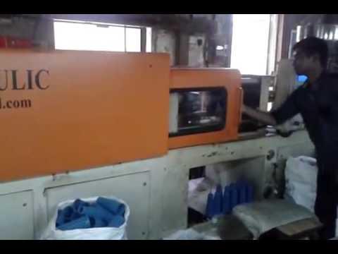 Indomax 50 Ton Molding Machine By Ratan Hydraulic, Thane