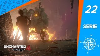 UNCHARTED 4 (PS4) | CEMENTERIO DE BARCOS!! #22