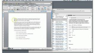 Mendeley Installing Word 2011 Mac Plugin