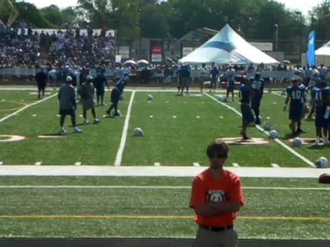 2010 Colts Training Camp