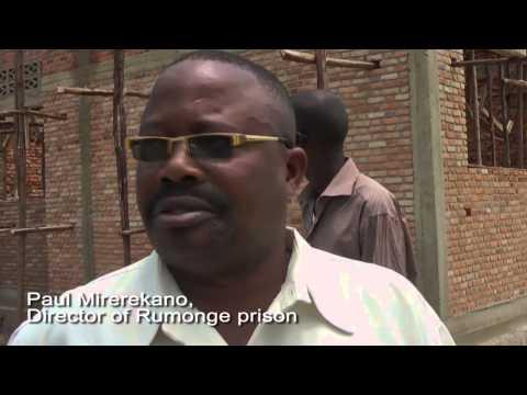 Juvenile Justice in Burundi