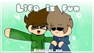 Life is fun - EDDSWORLD [completed map]