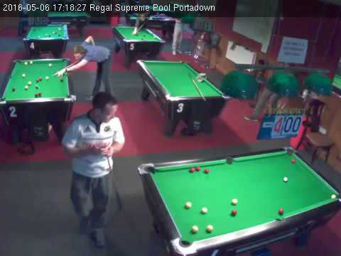 Ronan McCarthy vs Paul Kelly Semi - Final WR's H/C Event 13 Race To 11