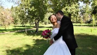 Видеосъёмка свадеб в Омске. Свадьба в Омске. Марат и Галима