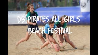 2019 DB Pirates All Girls Beach Festival Highlights