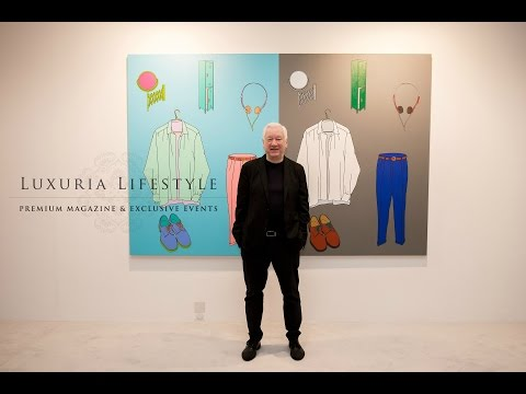 UBS Art Basel Hong Kong 2017: Panel Discussion with Michael Craig-Martin