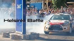 Neste Oil Rally Finland - Helsinki Battle
