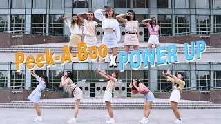 Baixar [KPOP IN PUBLIC CHALLENGE] Red Velvet Concert【REDMARE】in TAIWAN 'Peek-A-Boo&Power Up' Cover by KEYME