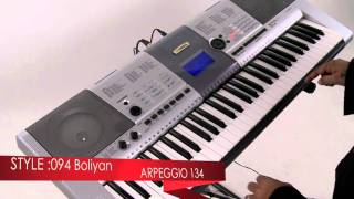 YAMAHA PSR-I425 (Indian Model) - Demonstration