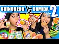 BRINQUEDO VS COMIDA 2 O JOGO VIROU VEDA500K Blog Das Irmãs mp3