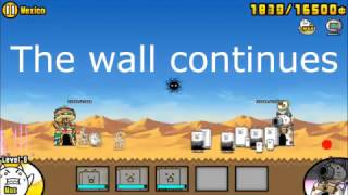 Battle Cats - BUILDING ANOTHER WALL