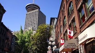 Gastown - old town Vancouver BC, Canada