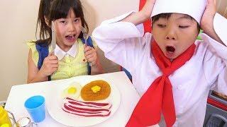 グミレストラン グミ目玉焼き グミベーコン グミホットケーキ 洗車機大作戦 おゆうぎ こうくねみちゃん