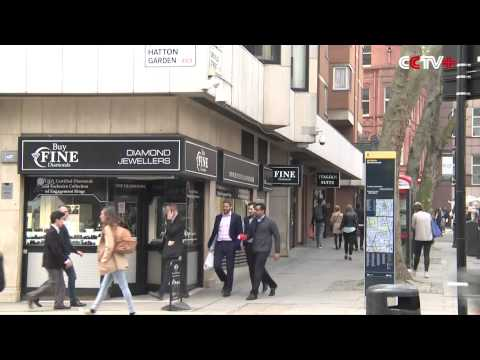 Security Highlighted at Hatton Garden Jewelery Quarter