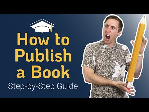 How to Publish a Book Step by Step in 2021   Publishing for Beginners